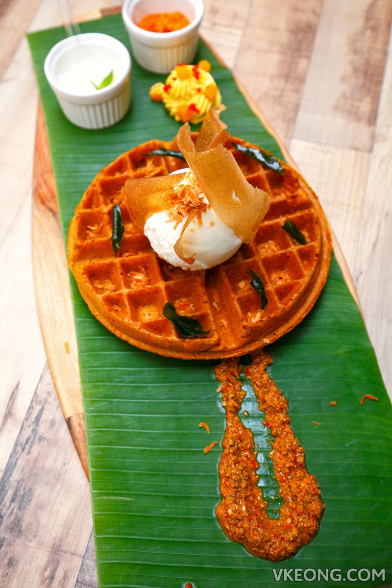 Foret Blanc Banana Waffle V2.0