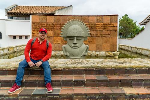 Pueblito Guatavita Monumento