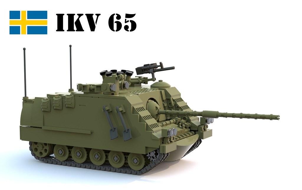 Infanterikanonvagn 65 Alt II   The Infanterikanonvagn 65 Alt…   Flickr