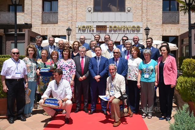 XXV aniversario de la Federación Provincial de Entidades Pro Personas con Discapacidad Intelectual y Parálisis Cerebral de Toledo (Marsodeto).