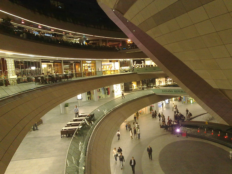 Kanyon Shopping Mall