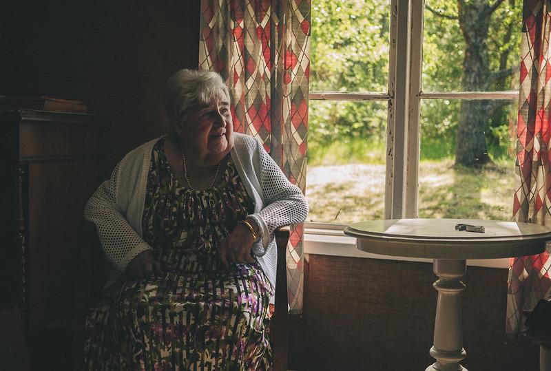 mormor 85 år