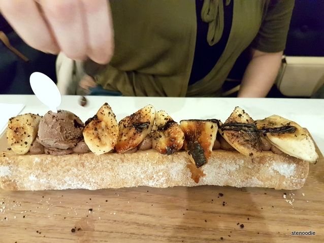 Choco-BananaMille-Feuille