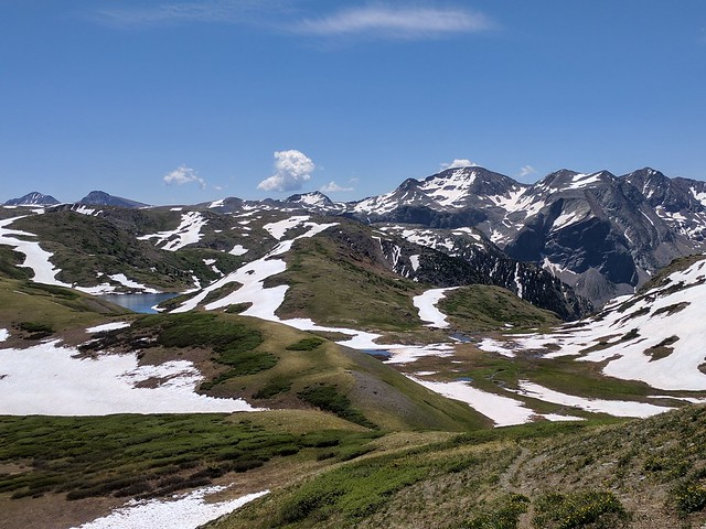 Verde basin and Elk Creek