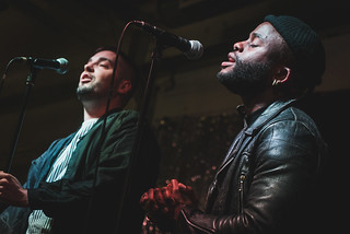 Young Fathers at Rough Trade | by p_a_h