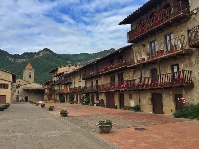 Hostalets d'en Bas (Vall d'en Bas, La Garrotxa)