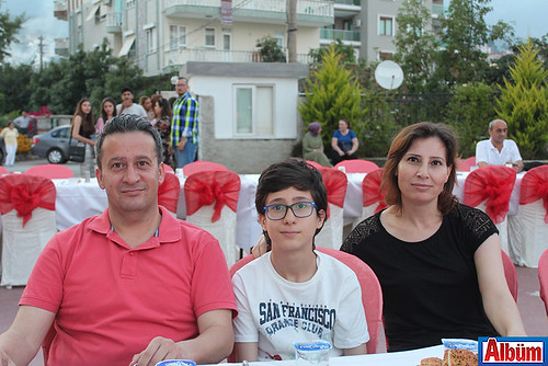 Özel Alanya Sağlık Meslek Lisesi öğretmen ve velileri iftarda bir araya geldiler