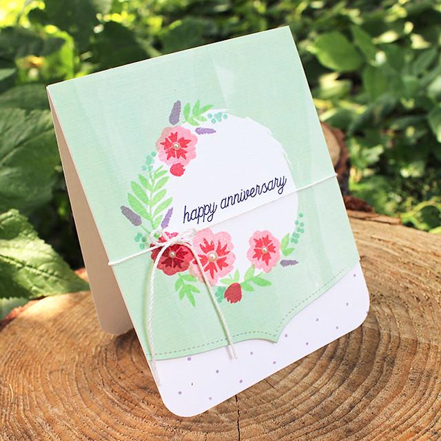 Happy Anniversary Card 2