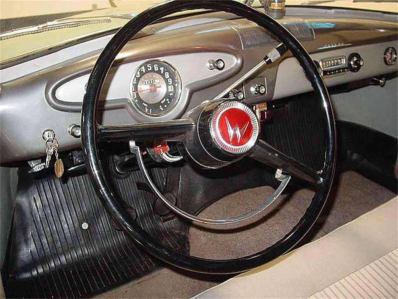 1952 Willys AeroAce