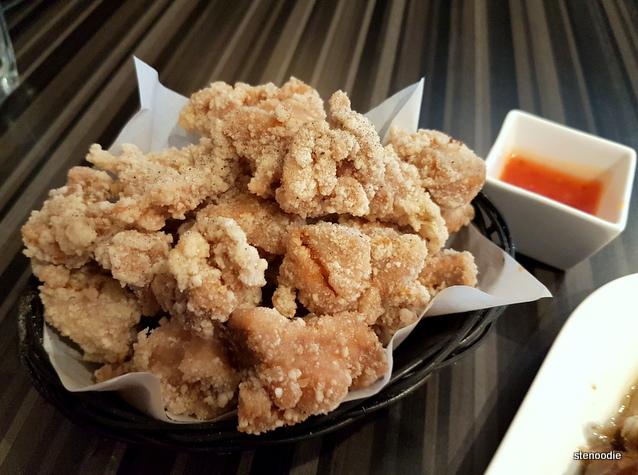 Taiwanese Style Popcorn Chicken