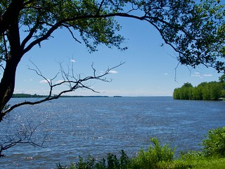Fleuve Saint-Laurent, Lachine | by Lili Frank Robinson