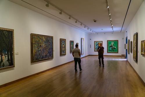 Museo Botero Galeria