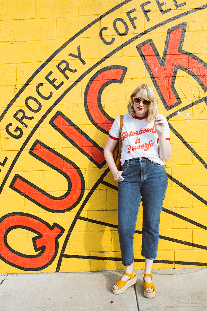 austin fashion blogger writes like a girl luella sisterhood shirt7
