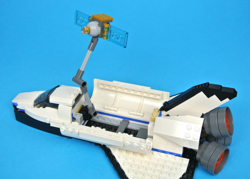 lego creator space shuttle explorer review - photo #6