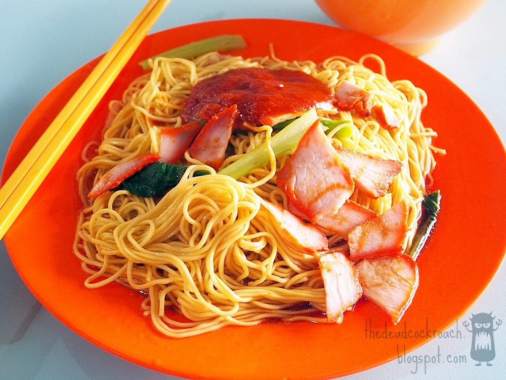 food, food review, jurong west food centre, kok kee, kok kee wanton noodle, review, singapore, wanton noodles, 云吞面, 国记, 国记云吞面,