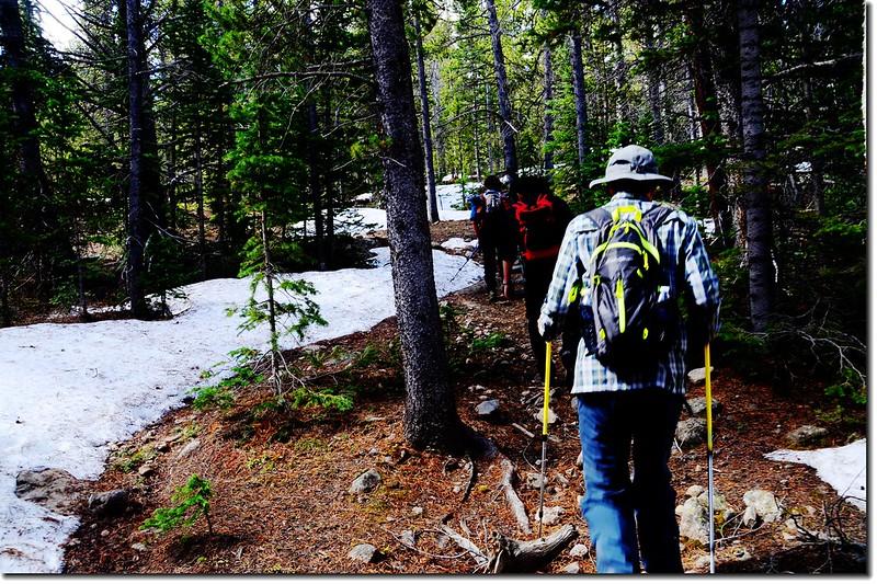 Hells Hole trail 2