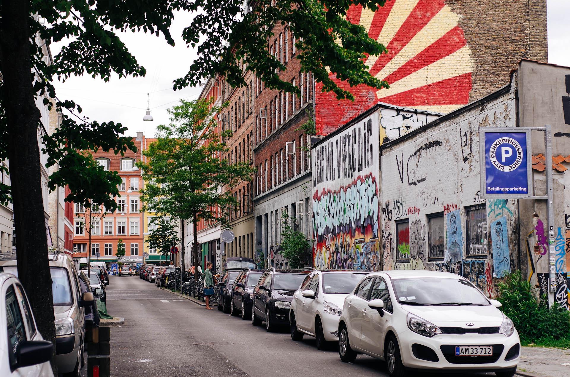 Copenhagen, Norrebro