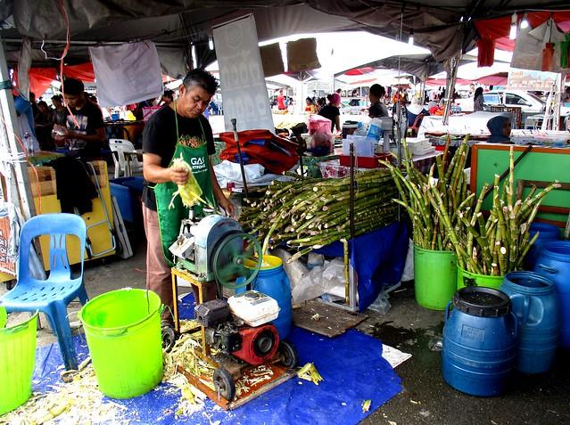 Sugarcane juice 1