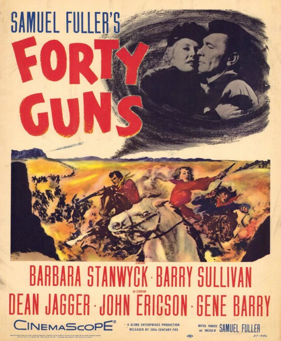 Forty Guns - Poster 2