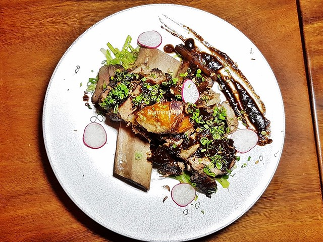 Angus Beef Short Rib & Foie Gras