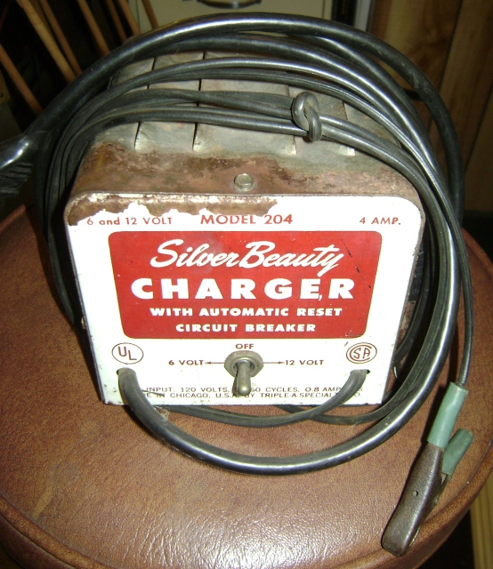 vintage battery chargers the garage journal board rh garagejournal com Marquette Battery Charger Schematic Marquette Battery Charger Schematic