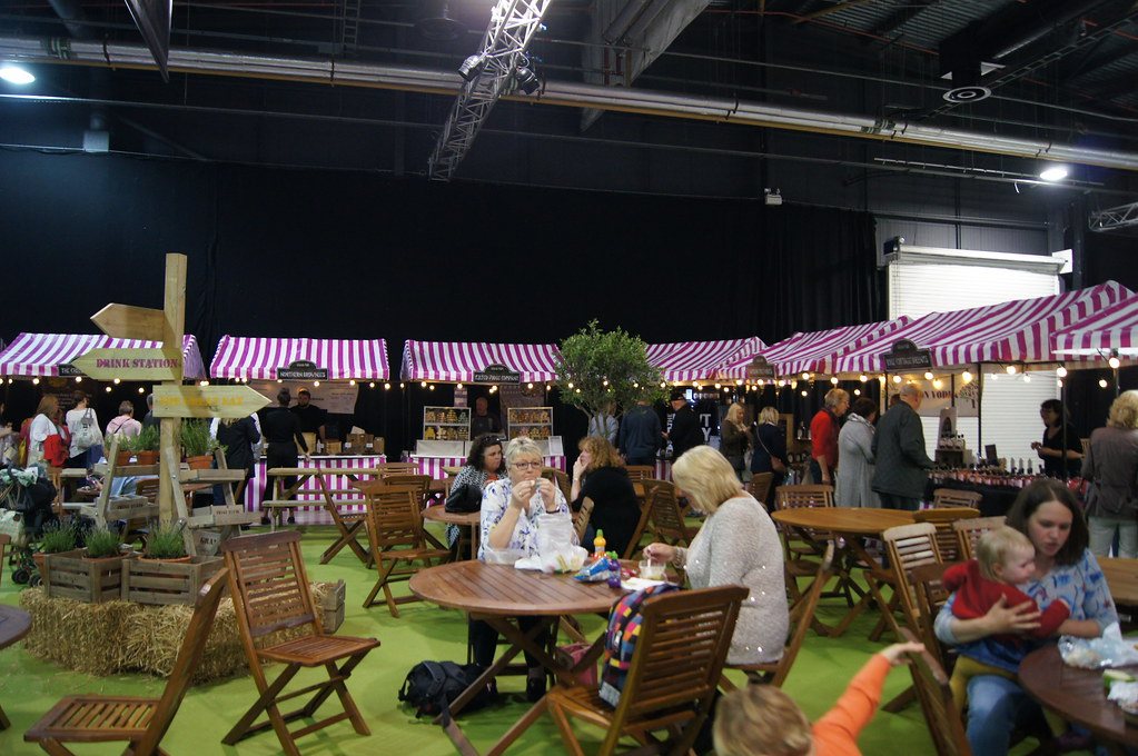 Eat & Drink Festival - stalls