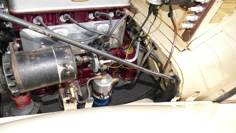 MG TC 1949 de Fidel Castrol 35154377610_62ec8fd615_c
