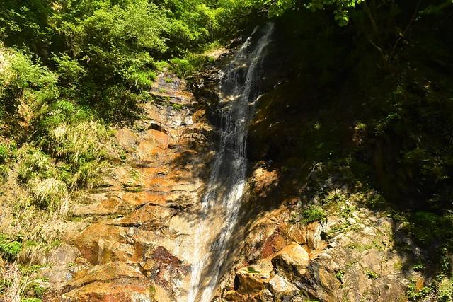 畦ヶ丸 下棚の滝
