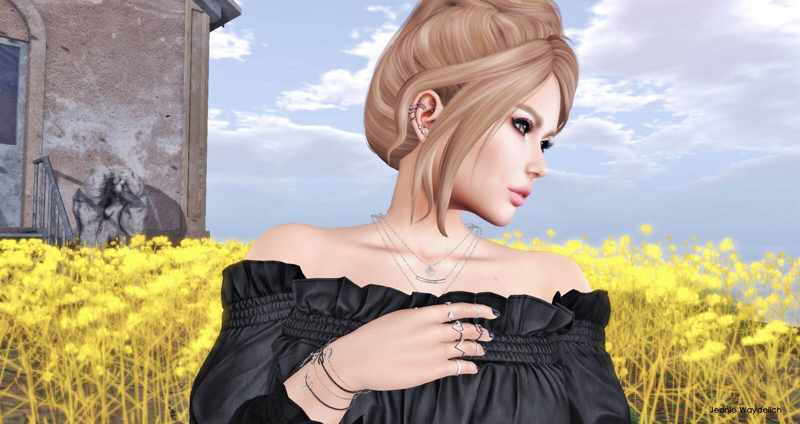 LOTD 843 - Sweet Sisterhood