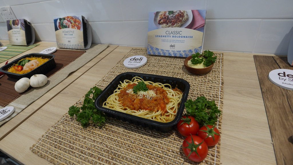 Classic Spaghetti Bolognaise.