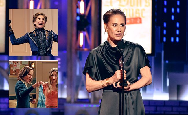 Laurie Metcalf Tony 2017