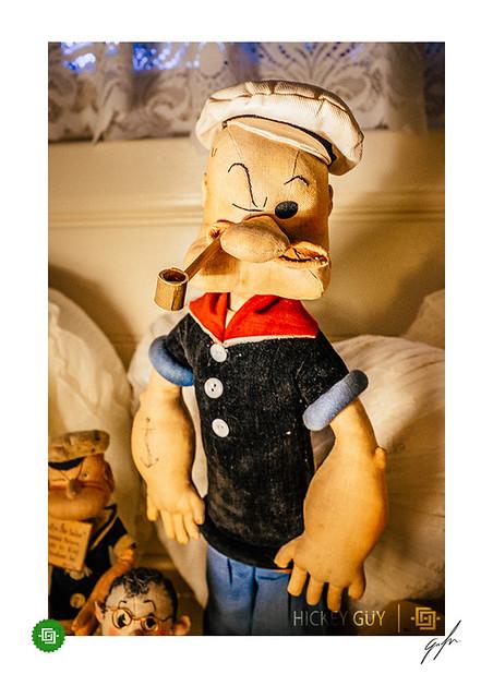 Popeye Clark