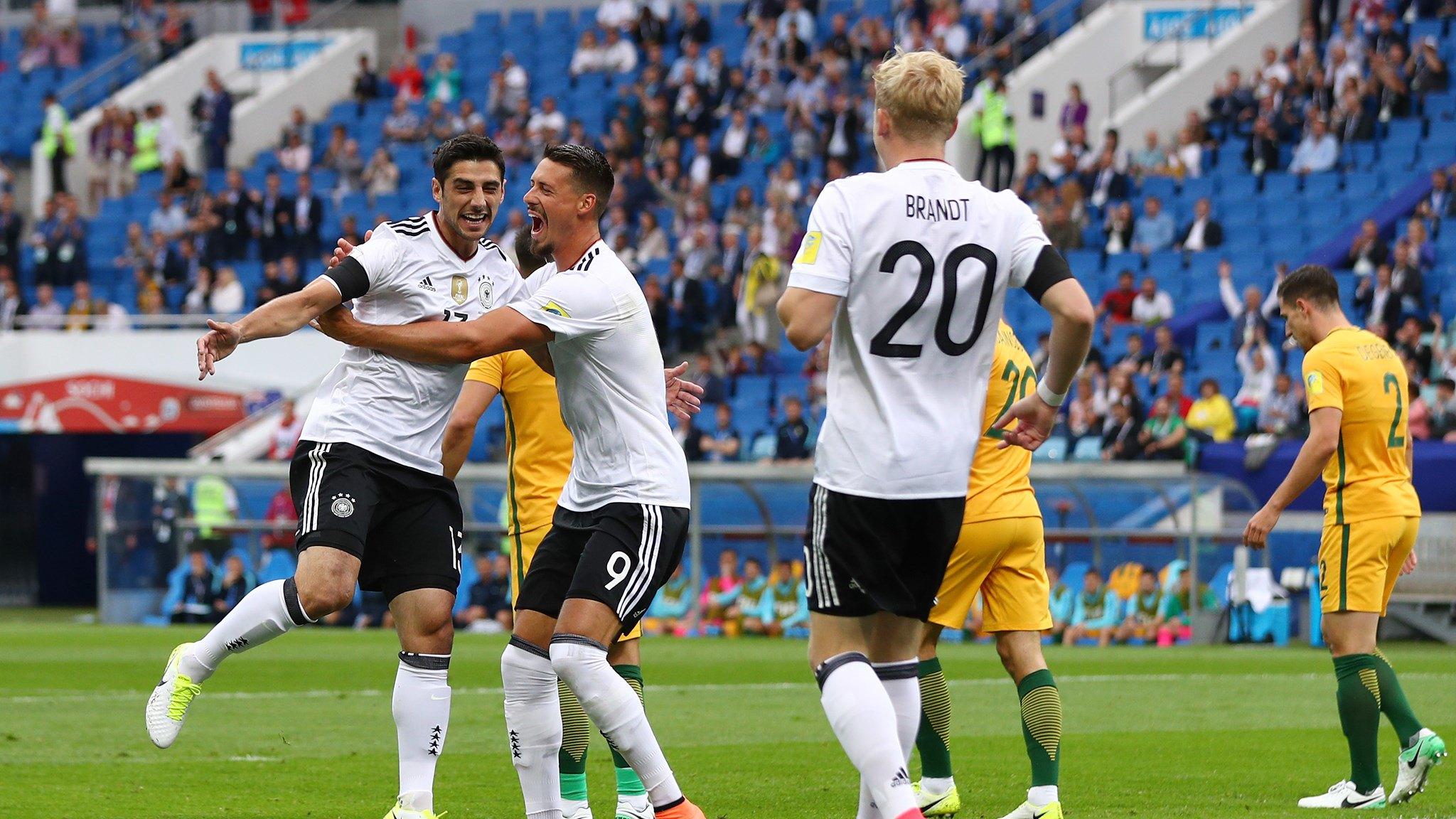 На сша футбол германия 2018 матч прогноз