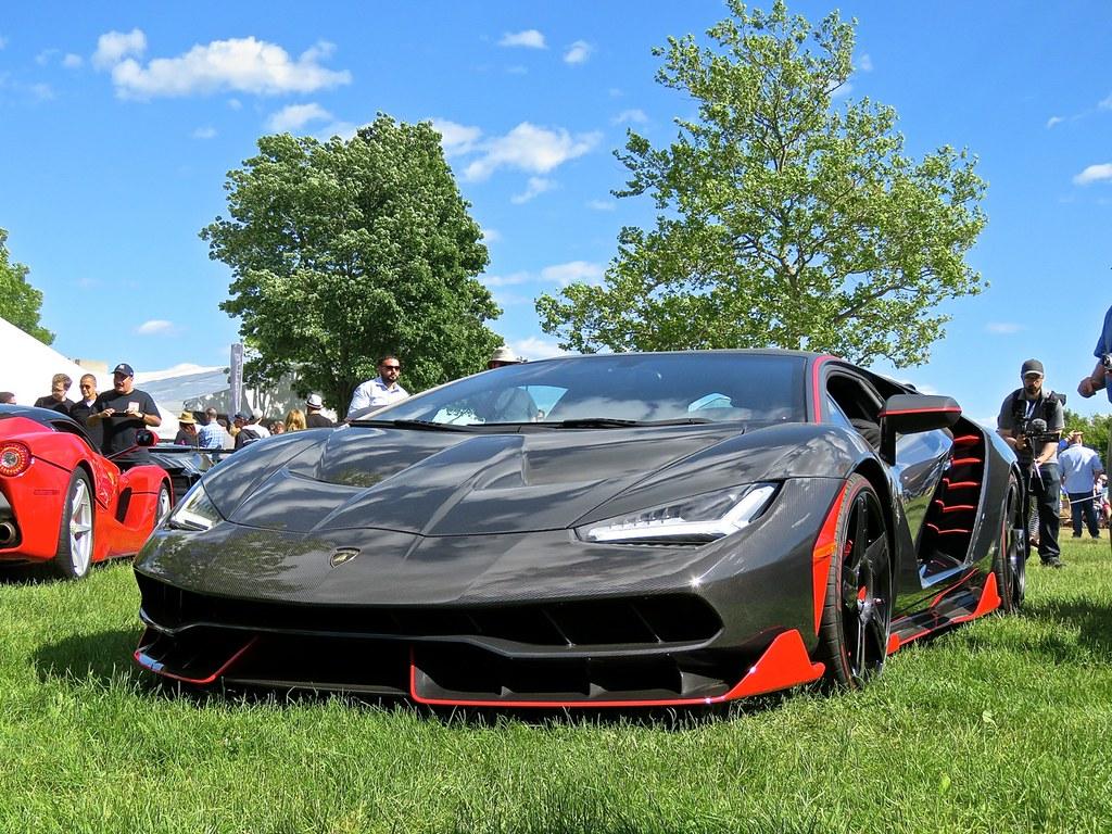 Lamborghini Centenario 18