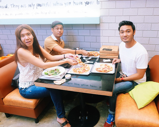 build your own pizza project pie bgc