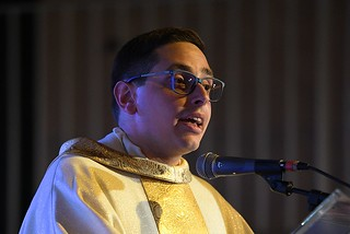 Noicattaro. Ordinazione sacerdotale di Antonio Lattanzio front