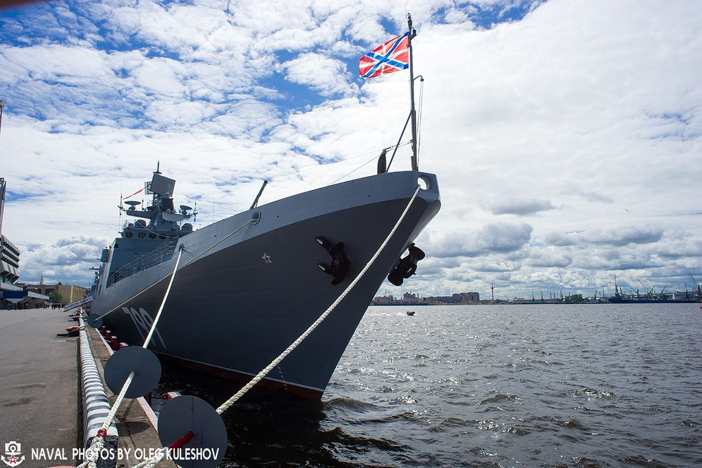 "Корабли МВМС-2017: ""Адмирал Макаров"""
