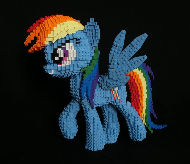 LEGO My Little Pony Rainbow Dash
