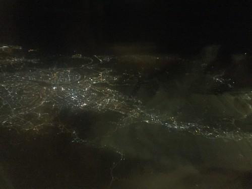 Over Taiwan
