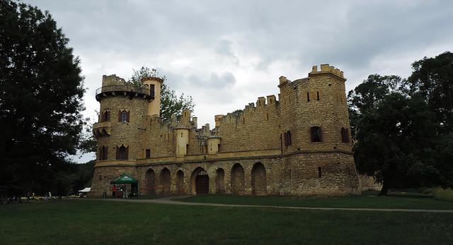 Janohrad, Lednice, Czech Republic