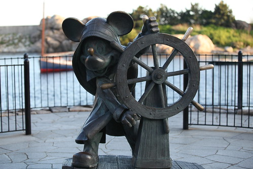 Cape Cod Tokyo Disney Sea