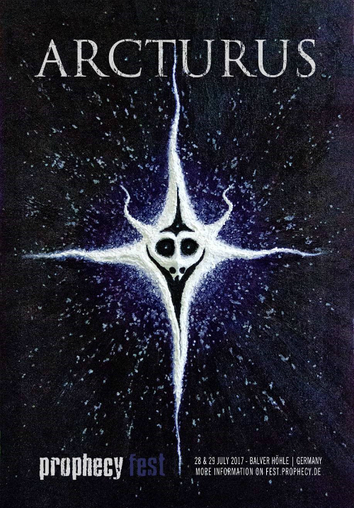 Arcturus @Prophecy Fest 2017