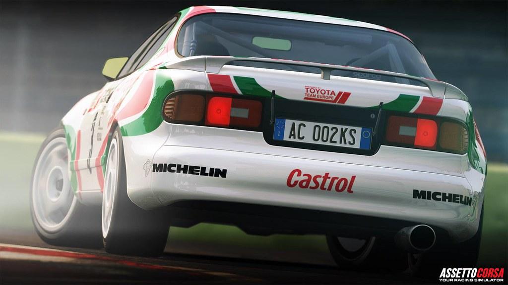 Newsy Assetto Corsa