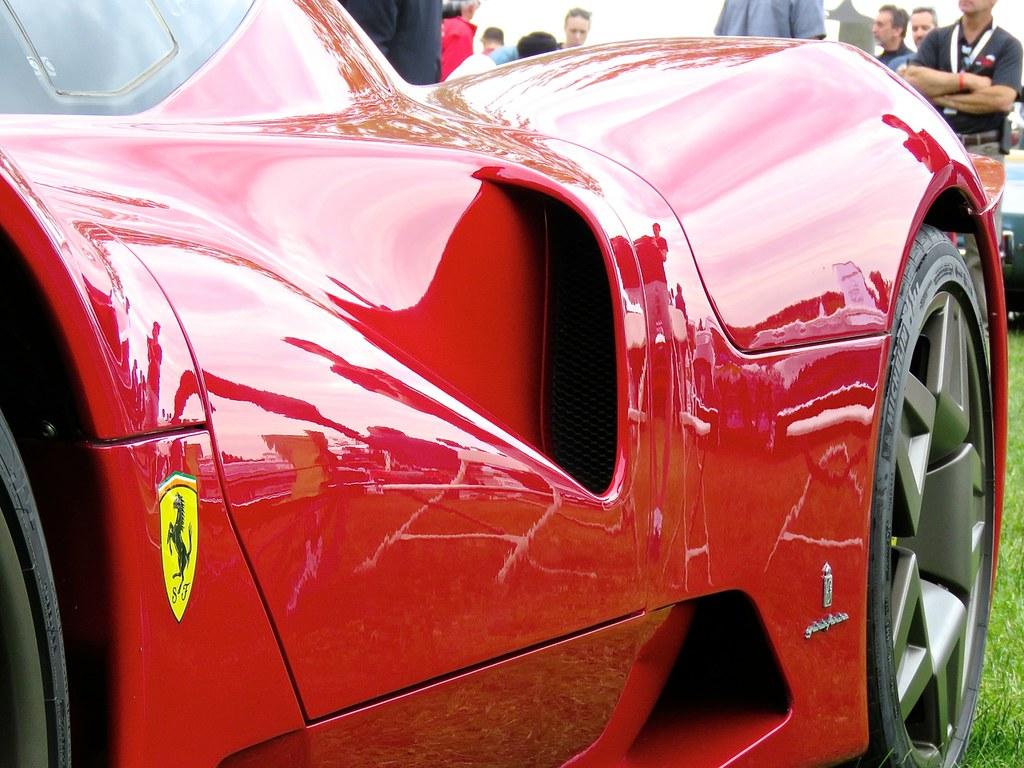 Ferrari P4-5 Greenwich 8