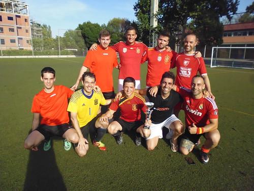 Red Devils, subcampeón Primera División Spring CUP