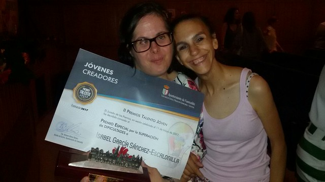 Entrega II Premios Joven Ayto. Fuensalida (11 de junio de 2017)