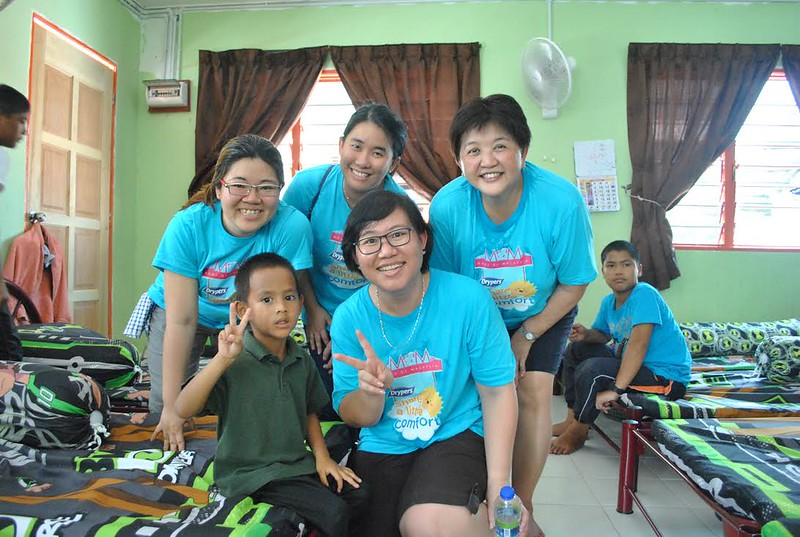 Drypers Malaysia Beri Keselesaan Kepada Anak Yatim Melalui Kempen Share A Little Comfort 2017