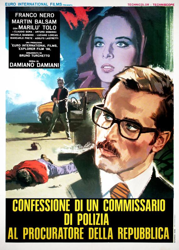 Confessione di un Commissario di Polizia al Procuratore della Repubblica - Poster 7
