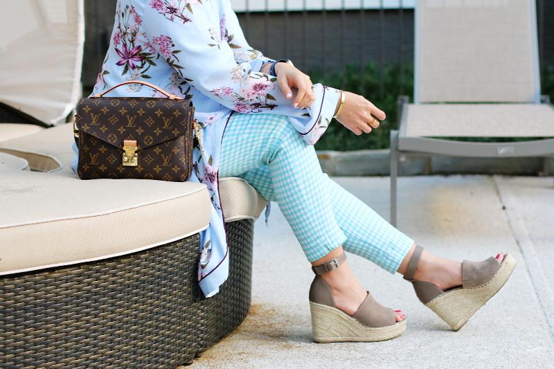 louis-vuitton-pochette-bag-floral-kimono-check-pants-1
