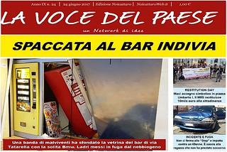 Noicattaro. Prima pagina n.24-2017 front